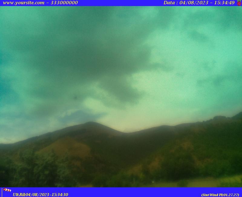 Webcam a Sigillo, Monte Cucco (PG)